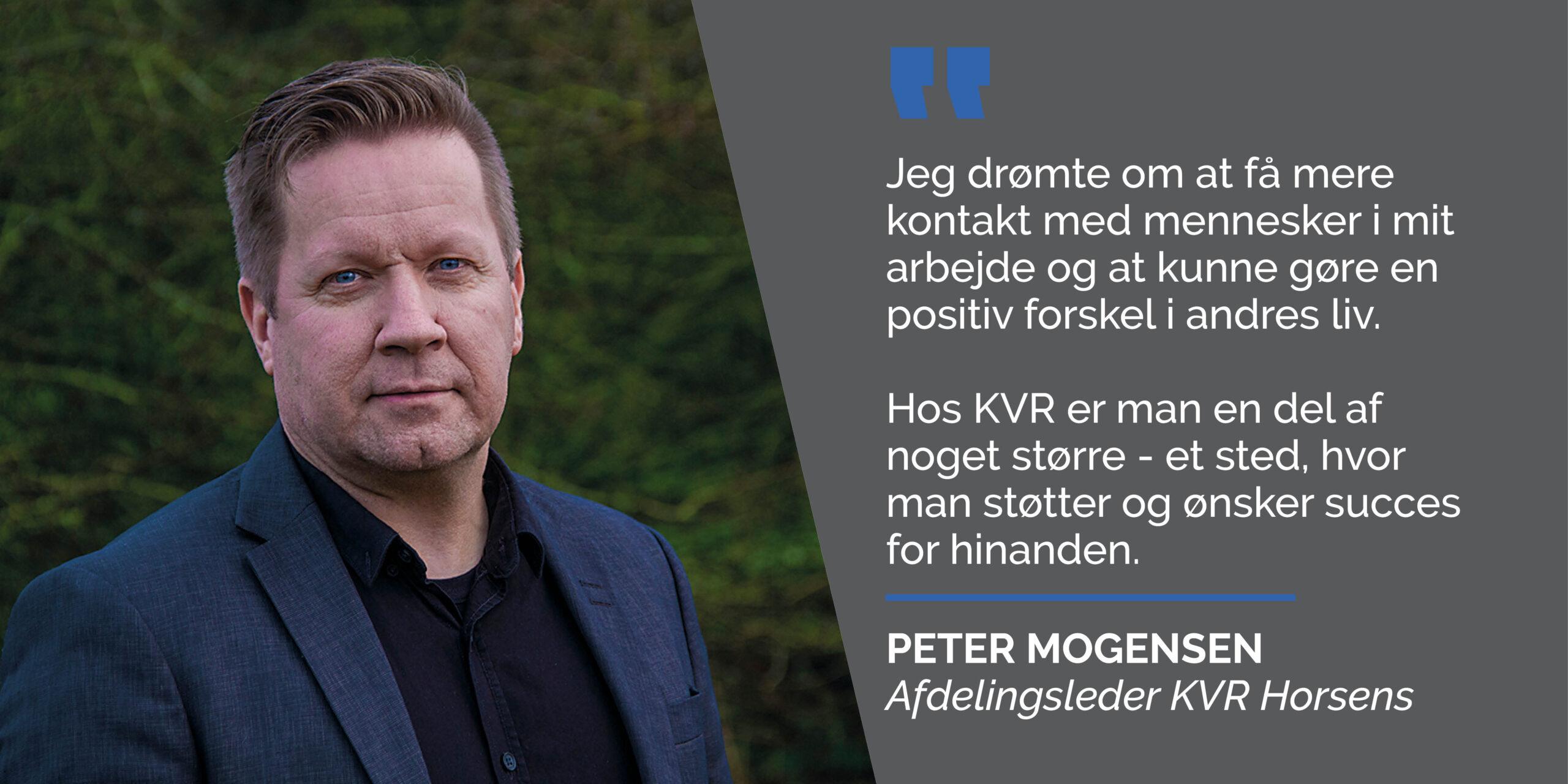 KVR Horsens Peter Mogensen